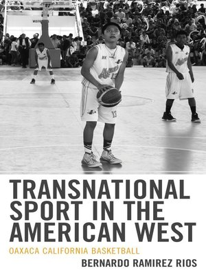 cover image of Transnational Sport in the American West