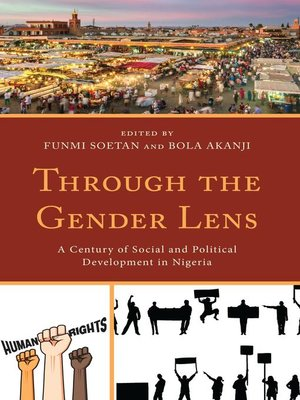 cover image of Through the Gender Lens