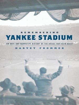 cover image of Remembering Yankee Stadium