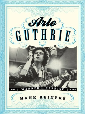 cover image of Arlo Guthrie