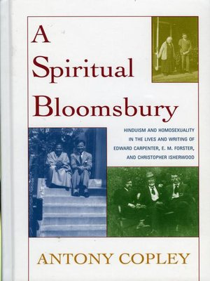 cover image of A Spiritual Bloomsbury