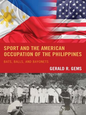 cover image of Sport and the American Occupation of the Philippines