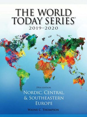 cover image of Nordic, Central, and Southeastern Europe 2019-2020