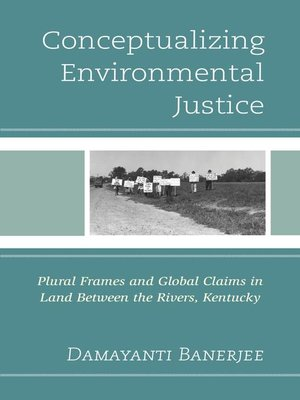 cover image of Conceptualizing Environmental Justice