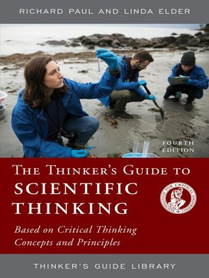 cover image of The Thinker's Guide to Scientific Thinking