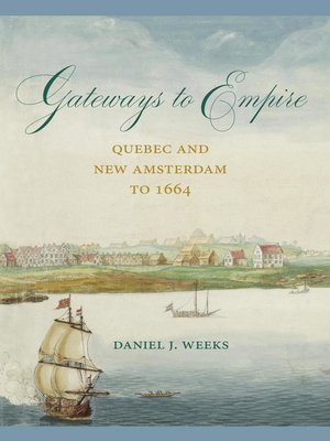 cover image of Gateways to Empire