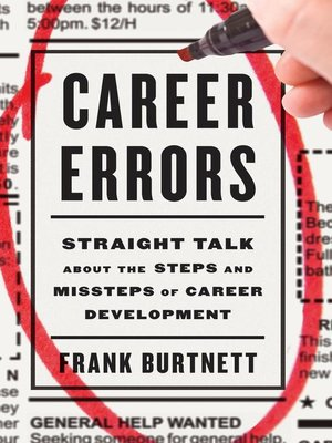 cover image of Career Errors