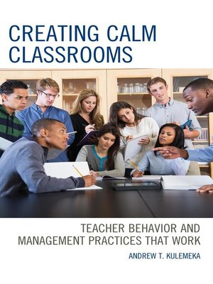 cover image of Creating Calm Classrooms