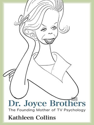 cover image of Dr. Joyce Brothers