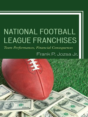 cover image of National Football League Franchises
