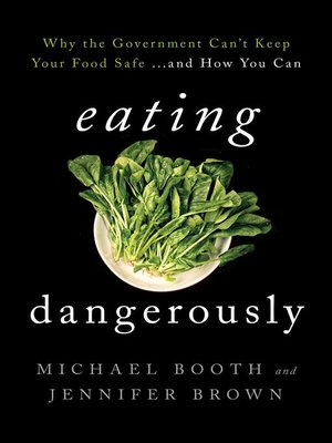 cover image of Eating Dangerously