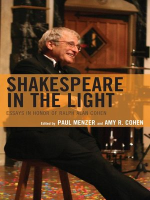 cover image of Shakespeare in the Light