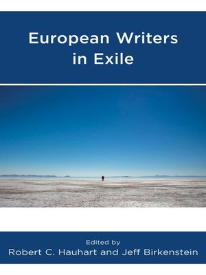 cover image of European Writers in Exile
