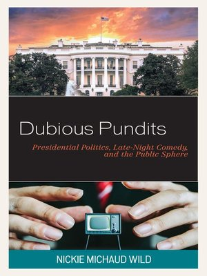 cover image of Dubious Pundits