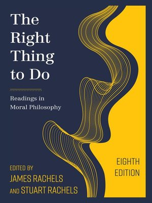 cover image of The Right Thing to Do
