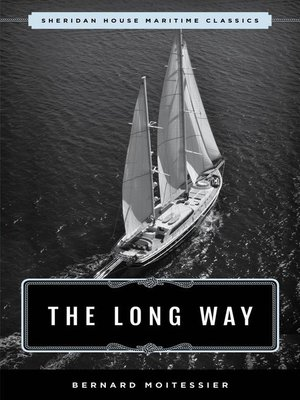 cover image of The Long Way
