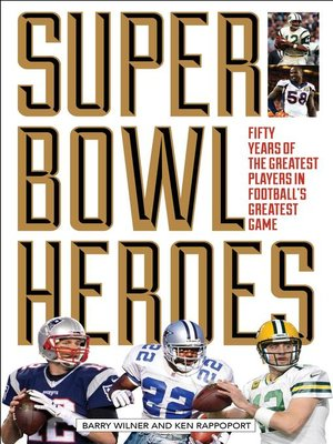 cover image of Super Bowl Heroes