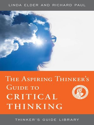 cover image of The Aspiring Thinker's Guide to Critical Thinking