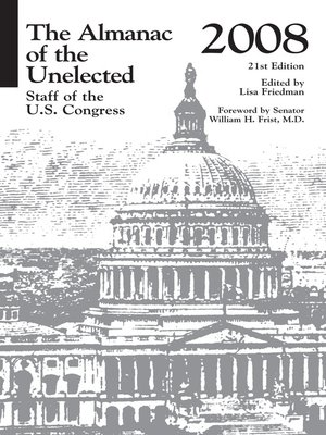 cover image of The Almanac of the Unelected