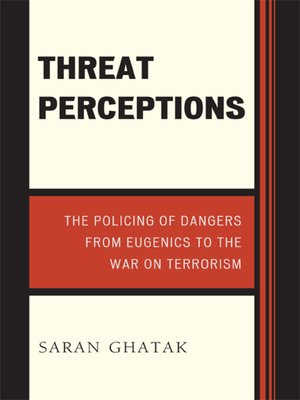 cover image of Threat Perceptions