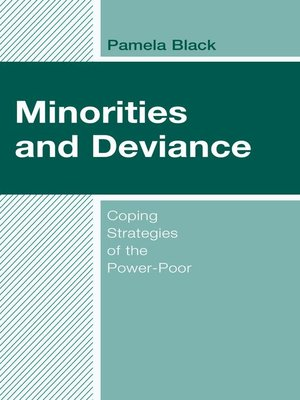 cover image of Minorities and Deviance