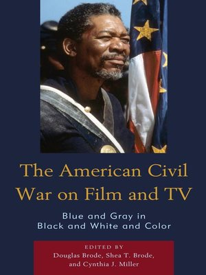 cover image of The American Civil War on Film and TV