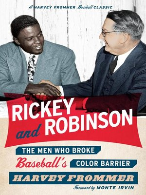 cover image of Rickey and Robinson
