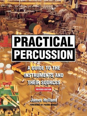 cover image of Practical Percussion