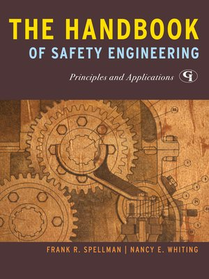 cover image of The Handbook of Safety Engineering