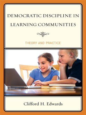 cover image of Democratic Discipline in Learning Communities