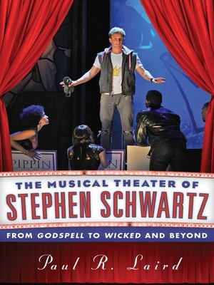 cover image of The Musical Theater of Stephen Schwartz
