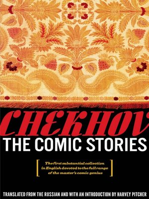 cover image of The Comic Stories