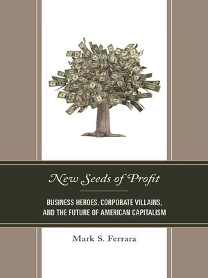 cover image of New Seeds of Profit