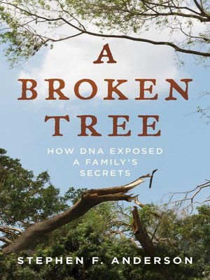 cover image of A Broken Tree