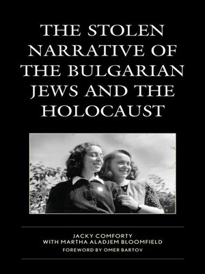 cover image of The Stolen Narrative of the Bulgarian Jews and the Holocaust