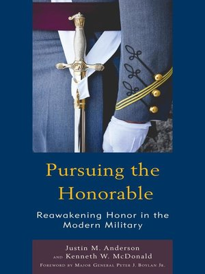 cover image of Pursuing the Honorable