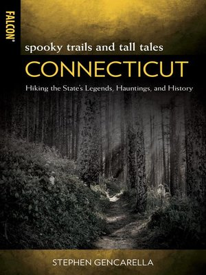cover image of Spooky Trails and Tall Tales Connecticut