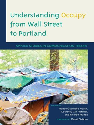 cover image of Understanding Occupy from Wall Street to Portland