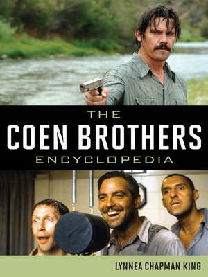cover image of The Coen Brothers Encyclopedia
