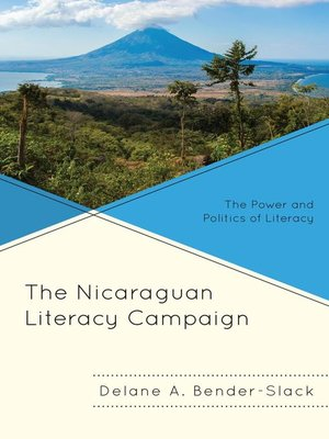 cover image of The Nicaraguan Literacy Campaign