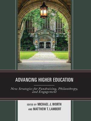 cover image of Advancing Higher Education