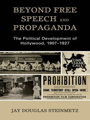 cover image of Beyond Free Speech and Propaganda