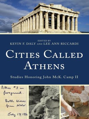 cover image of Cities Called Athens