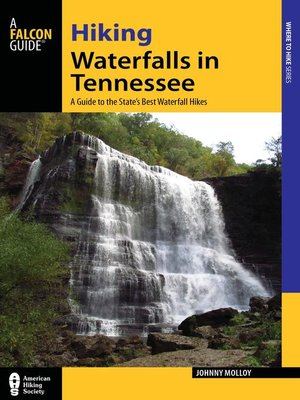 cover image of Hiking Waterfalls in Tennessee