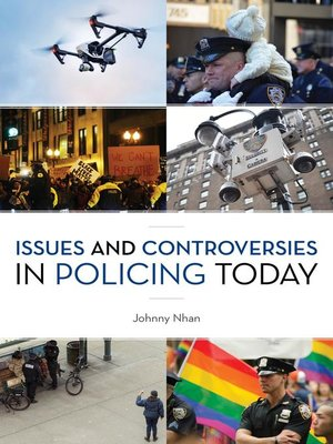 cover image of Issues and Controversies in Policing Today