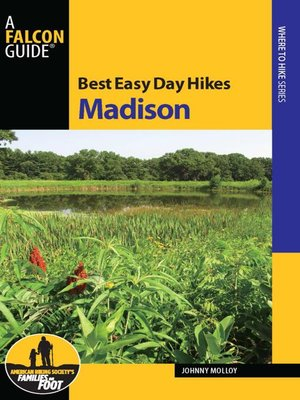 cover image of Best Easy Day Hikes Madison