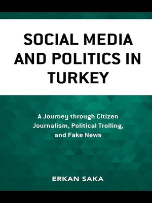 cover image of Social Media and Politics in Turkey