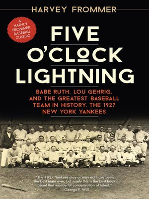 cover image of Five O'Clock Lightning