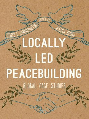 cover image of Locally Led Peacebuilding