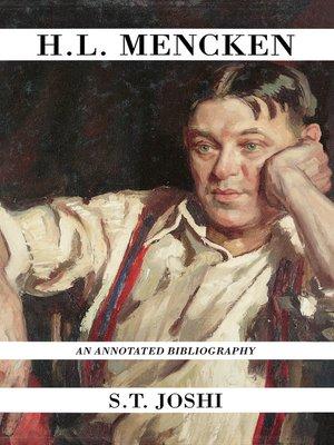cover image of H. L. Mencken